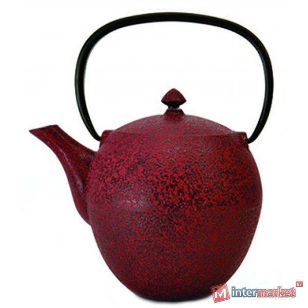 Чугунный чайник 1 л Berghoff 1107044 красный