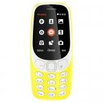 Сотовый телефон Nokia 3310 DS NV EAC UA Yellow (2017)