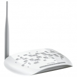 Маршрутизатор ADSL TP-Link TD-W8151N