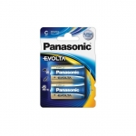 Батарейка щелочная PANASONIC Evolta C/2B /