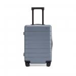 "Чемодан, NINETYGO, manhatton luggage-zipper 24"", 6972125149596, Серый"