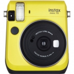 Фотоаппарат моментальной печати Fujifilm Instax Mini 70 (жёлтый)