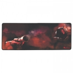 Коврик игровой MOUSE PAD GENESIS CARBON 500 XXL TANK 800X300MM