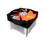 Кулер для процессора X-COOLER X137H, Оранжево-Чёрный