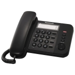 Телефон Panasonic KX-TS2352 черный