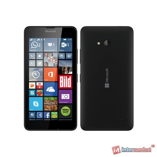Смартфон Microsoft Lumia 640 Dual Sim, Black