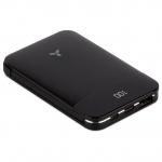 Внешний аккумулятор Accesstyle Flax 8MP, 8000 мА-ч, 3 подкл. устройства, Black